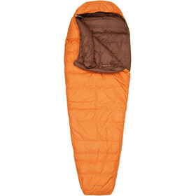 VAUDE Marwees 500 Down Slaapzak en Inlet, orange madder